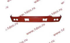Бампер H красный самосвал металлический усиленный фото Архангельск