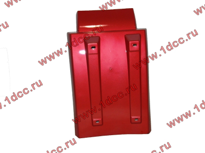 Брызговик передней оси левый H3 красный HOWO (ХОВО) WG1642230103 фото 1 Архангельск