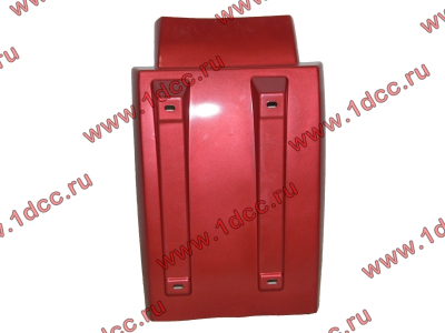 Брызговик передней оси правый H3 красный HOWO (ХОВО) WG1642230104 фото 1 Архангельск