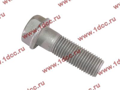 Болт крепления V тяги короткий H2/H3 HOWO (ХОВО) AZ9725520360 фото 1 Архангельск