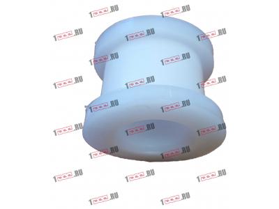 Втулка фторопластовая (передняя, кабина AZ1642430263) H2/H3 HOWO (ХОВО) AZ1642430261 фото 1 Архангельск