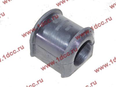 Втулка резиновая для переднего стабилизатора (к балке моста) H2/H3 HOWO (ХОВО) 199100680068 фото 1 Архангельск