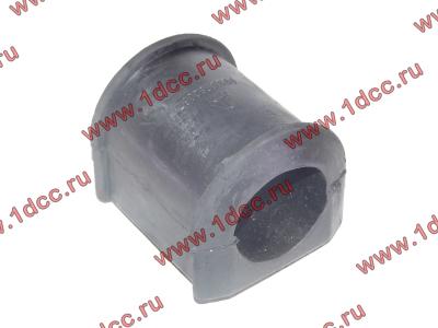 Втулка резиновая для заднего стабилизатора H2/H3 HOWO (ХОВО) 199100680067 фото 1 Архангельск