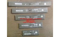 Лист 8х4 №12 передней рессоры L-405 H