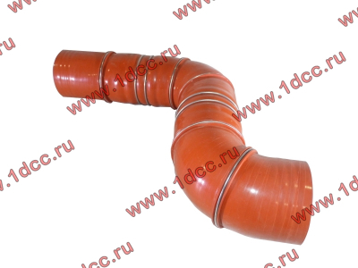 Патрубок интеркулера (375 л.с.) SH3 SHAANXI / Shacman (ШАНКСИ / Шакман) DZ95259535815 фото 1 Архангельск