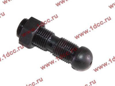 Болт регулировочный клапана с гайкой H2/H3 HOWO (ХОВО) VG14050010 фото 1 Архангельск