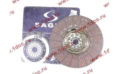 Диск сцепления ведомый 420 мм SAGES H2/H3 фото Архангельск