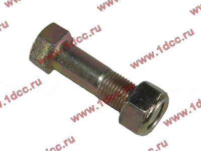 Болт M12х40 карданный с гайкой H2/H3 HOWO (ХОВО)  фото 1 Архангельск