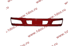 Бампер F красный пластиковый для самосвалов фото Архангельск