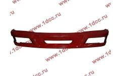 Бампер FN2 красный самосвал для самосвалов фото Архангельск