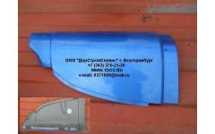 Обтекатель кабины левый HANIA синий фото Архангельск