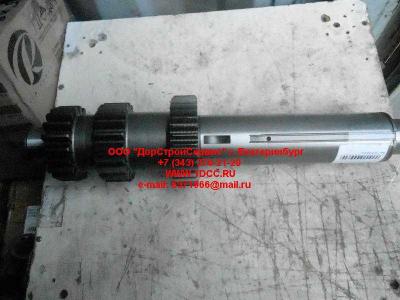 Вал промежуточный КПП Fuller 12JS160T КПП (Коробки переключения передач) 12JS160T-1701048