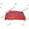 Брызговик передней оси правый H3 красный HOWO (ХОВО) WG1642230104 фото 3 Архангельск